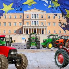 Όχι στην κοροϊδία των «επαναστατικών events» – Οι αγρότες να παραλύσουν τον κρατικό μηχανισμό