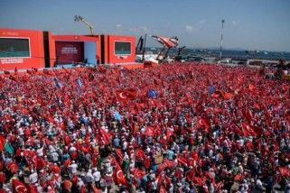 ΑΝΑΚΟΙΝΩΣΗ: Το βροντερό «ΌΧΙ» στην Υπερεθνική Ελίτ του Τουρκικού λαού