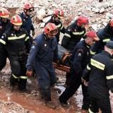 Ανακοίνωση: Οι πλημμύρες δεν οφείλονται στο φαινόμενο του θερμοκηπίου αλλά στο φαινόμενο της εξαρτημένης «ανάπτυξης» και των εγκληματιών πολιτικών μας !