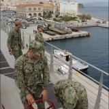 Ανακοίνωση ΜΕΚΕΑ: Η Ελλάδα κινδυνεύει να γίνει παρανάλωμα του πυρός με τις πληθυνόμενες αμερικανικές βάσεις που την μετατρέπουνσε ακίνητο αεροπλανοφόρο των εγκληματιών του ΝΑΤΟ