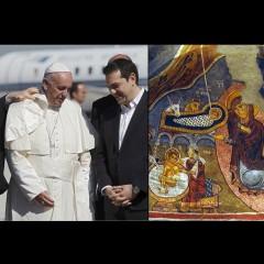 Σχόλιο: Η παγκοσμιοποιητική «Αριστερά», ο Χριστός, οι πρόσφυγες και οι φασίστες!
