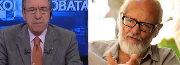 Ραδιοφωνική συνέντευξη του Τ. Φωτόπουλου στον Κώστα Ουίλς (Costas Wills) στην εκπομπή «Ελλάδα Ώρα Μηδέν»