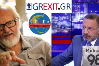 Ο Τάκης Φωτόπουλος δείχνει τη σχέση Παγκοσμιοποίησης και κορωνοϊού σε συνέντευξή του στον Γιώργο Σαχίνη