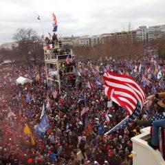Ανακοίνωση ΜΕΚΕΑ: Το πραξικόπημα-οπερέτα του Τραμπ και το πραγματικό πραξικόπημα των παγκοσμιοποιητών